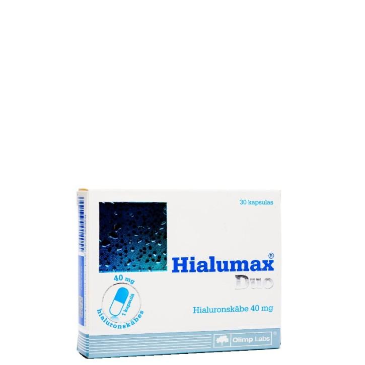 OLIMP LABS HIALUMAX DUO kapsulas N30