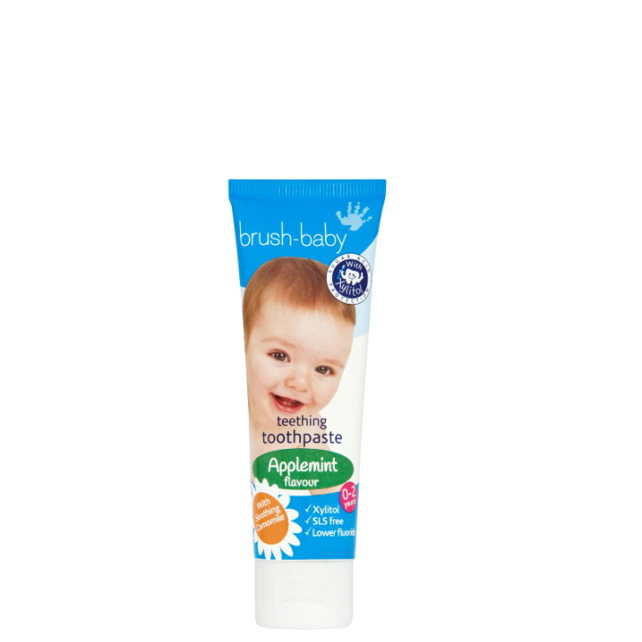 BRUSH-BABY ZOBU PASTA 0-2G 50ML