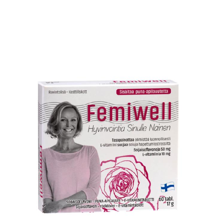 FEMIWELL tabletes N60/HKK
