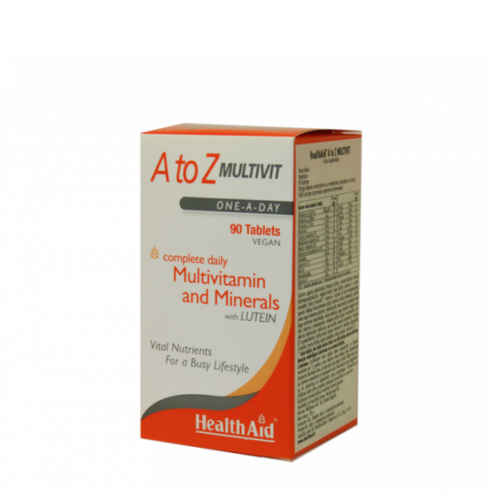A to Z MULTIVIT N 90 / HealthAid