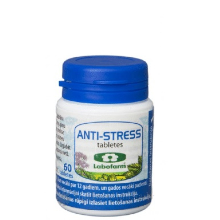 ANTI-STRESS tabletes N60