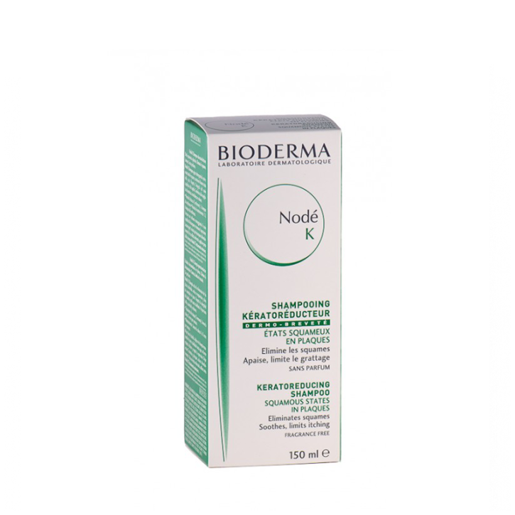 BIODERMA NODE K šampūns 150ml