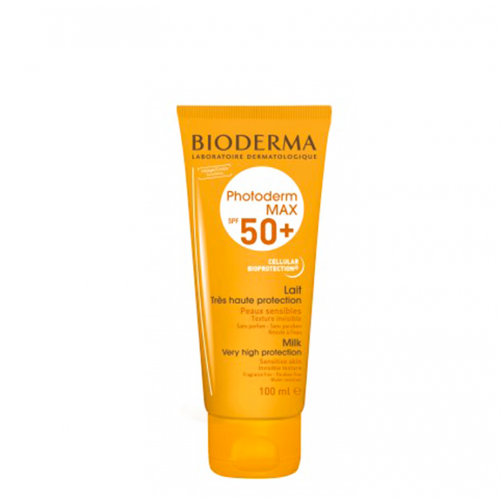 BIODERMA PHOTODERM MAX SPF50+ SUN MILK 100ml
