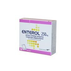 ENTEROL 250mg pulveris N10