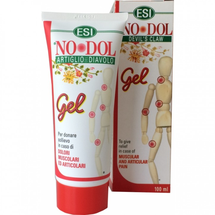 "ESI NO DOL DEVIL""S CLAW PRETSĀPJU GĒLS 100ML"