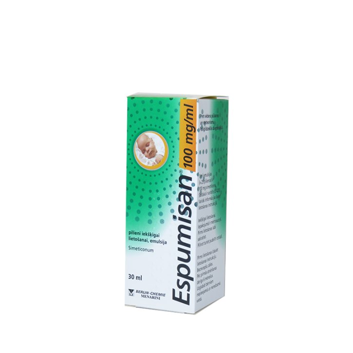 ESPUMISAN 100mg/ml DROP EMULSIJA 30ml