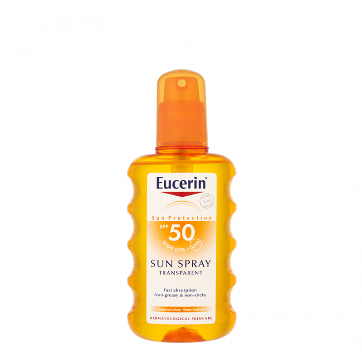 EUCERIN SUN SPRAY SPF 50+ 200ml