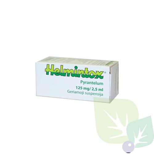 Helmintox tabletes instrukcija, Prospect Medicament - Helmintox