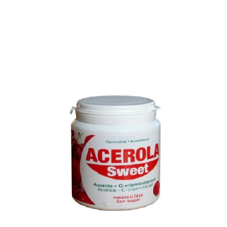 HKK ACEROLA SWEET tabletes 75MG N250