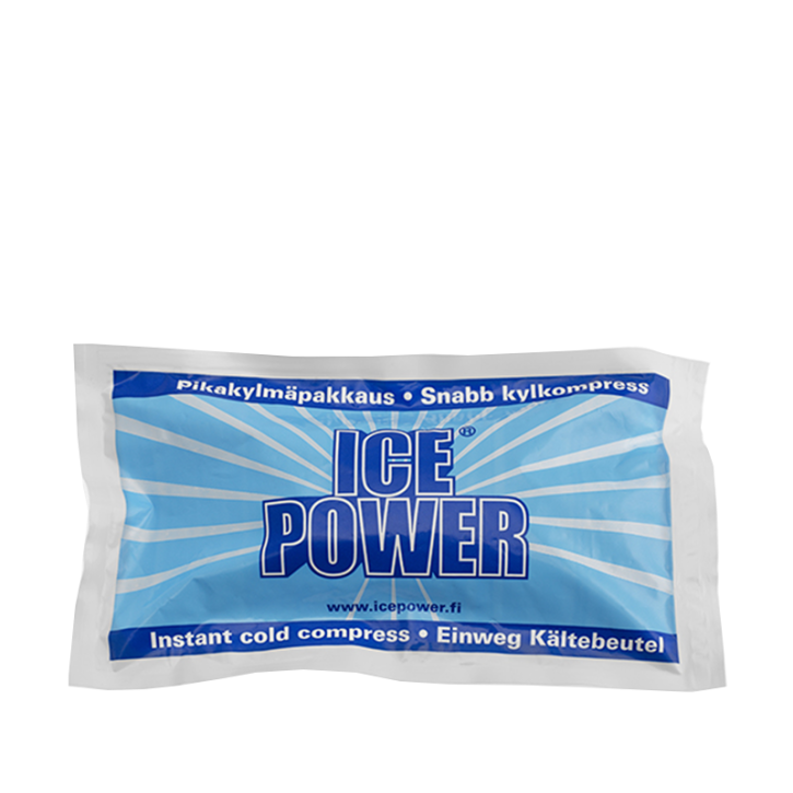 ICE POWER COLD KOMPRESE 14X24CM (VIENR.LIET) 300g