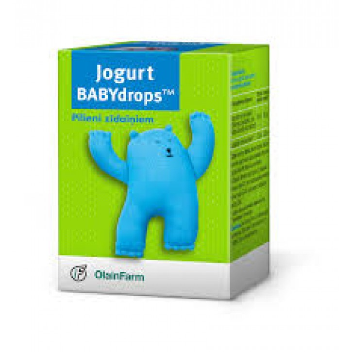 JOGURT BABY DROPS (pilieni) 10ML