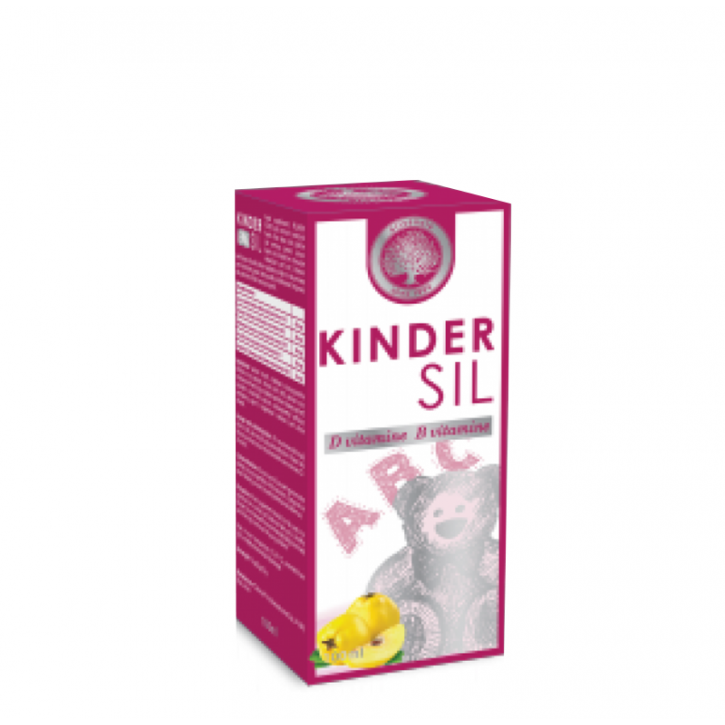KINDERSIL 100ml / SILVANOLS