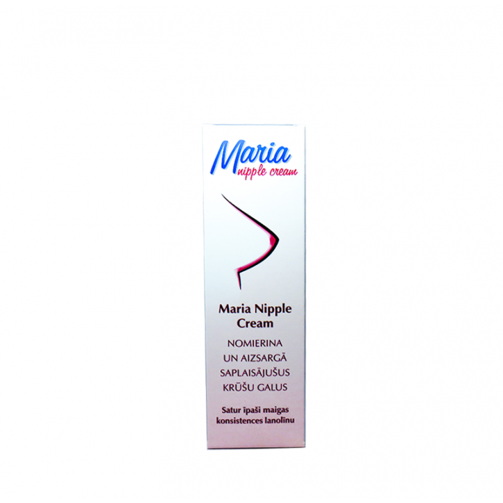 MARIA NIPPLE CREAM krūšu galiem 50ml