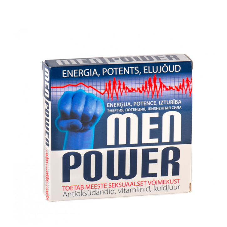 MEN POWER kapsulas N40 / HKK