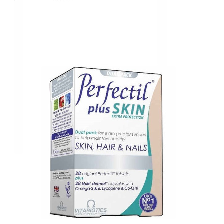 PERFECTIL PLUS SKIN tabletes N28 + kapsulas N28