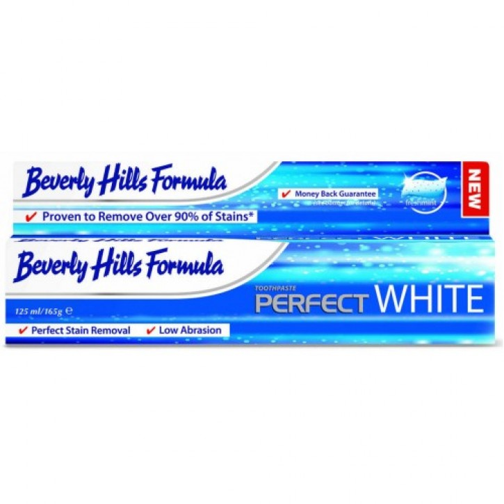ZOBU PASTA BEVERLY HILLS FORMULA PERFECT WHITE 100ML