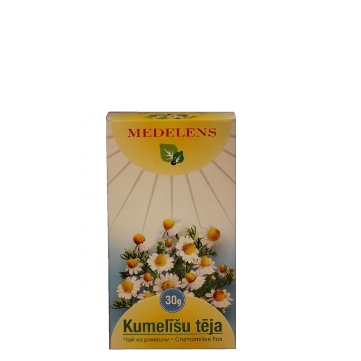 Kumelīšu tēja 30g / Medelens