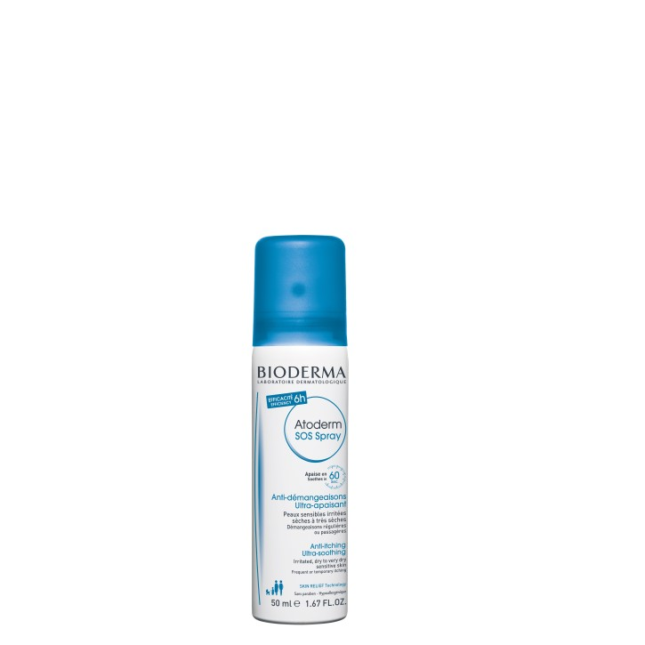 BIODERMA ATODERM SOS SPRAY AEROSOLS 50ML