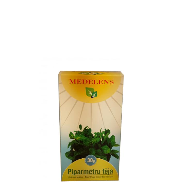Piparmētru tēja 30G / Medelens