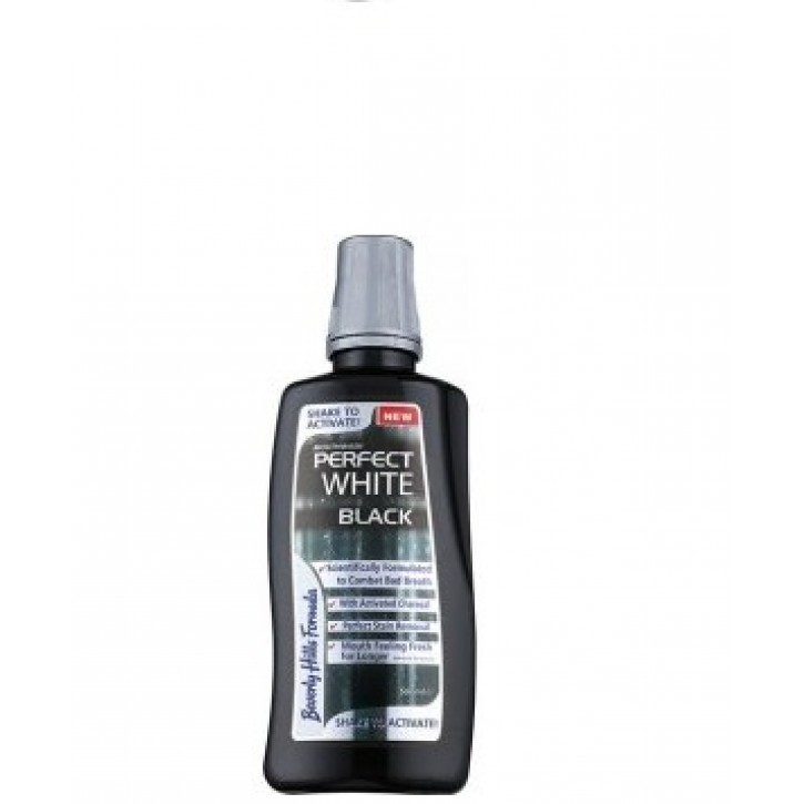 Beverly Hills Formula PERFECT WHITE BLACK MUTES SKALOJAMAIS 500ML