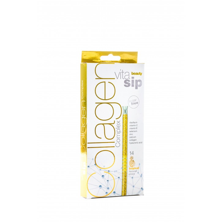 VITASIP COLLAGEN COMPLEX TROPICAL N14