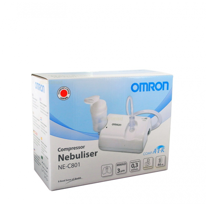 OMRON INHALATORS COMP AIR NE - C801
