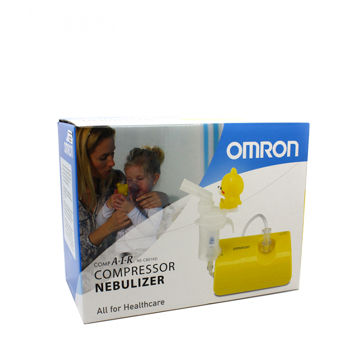 OMRON INHALATORS COMP AIR NE - C801KD