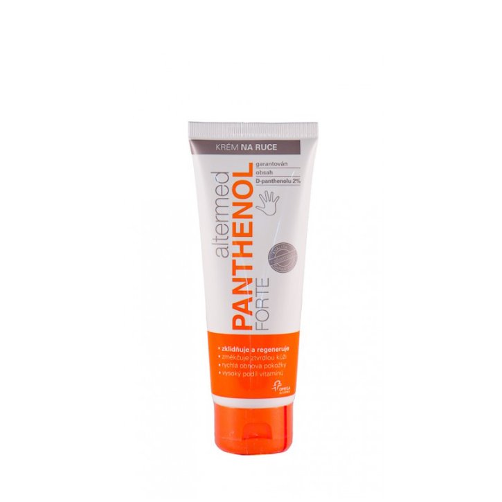 PANTHENOL FORTE 2% roku krēms 100ml/ ALTERMED