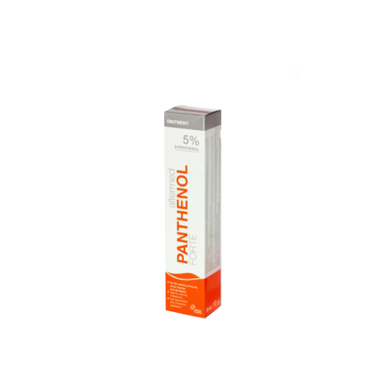 PANTHENOL FORTE 5% ziede 30g/ ALTERMED