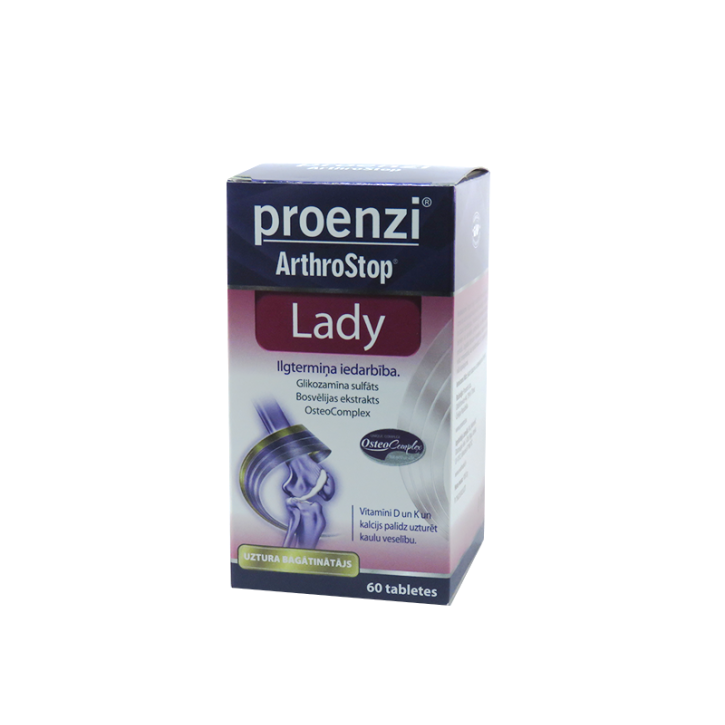 PROENZI ARTHROSTOP LADY tabletes N60 / WALMARK