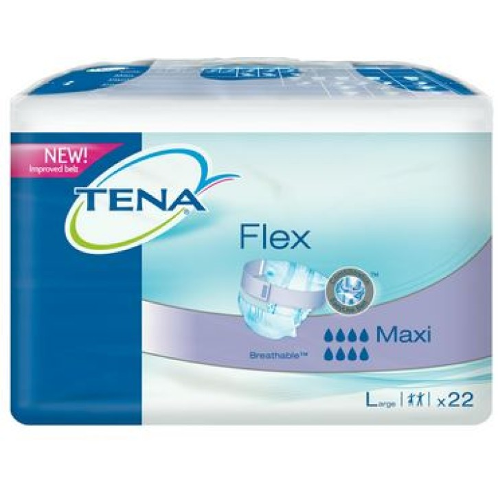 TENA FLEX MAXI LARGE N22
