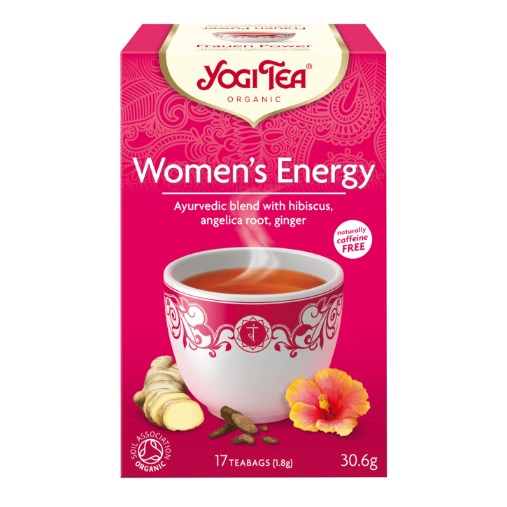 TĒJA YOGI FRAUEN POWER (WOMEN`S) 1.8g N17