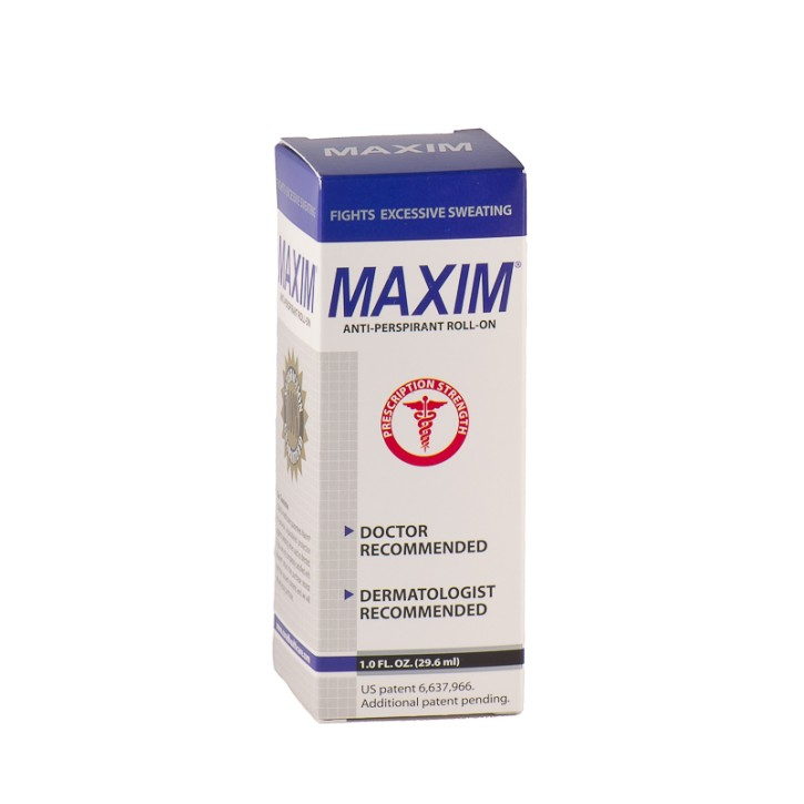 MAXIM antiperspirants 29.6 ml