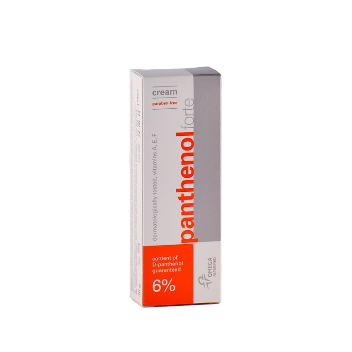 PANTHENOL FORTE 6% krems 30g/ ALTERMED